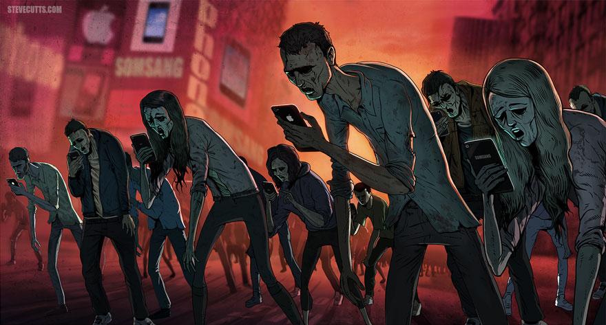 ilustratie lumea moderna steve cutts