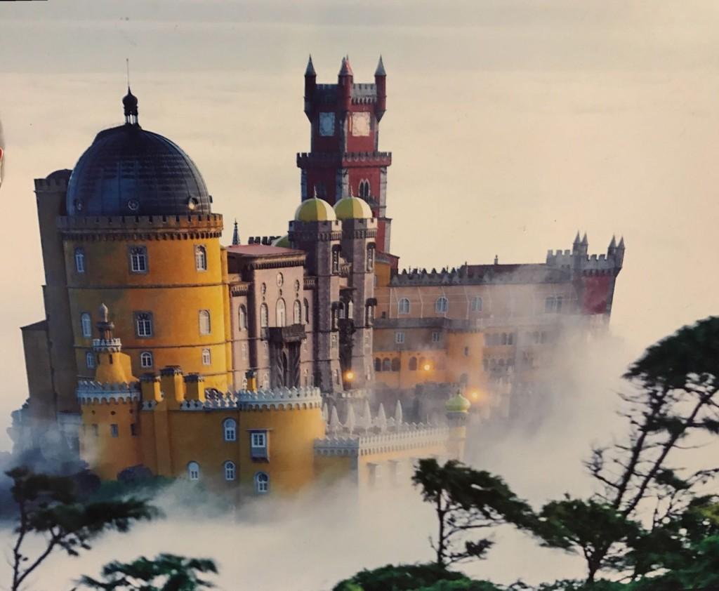 Castelul Pena (Palacio National da Pena )