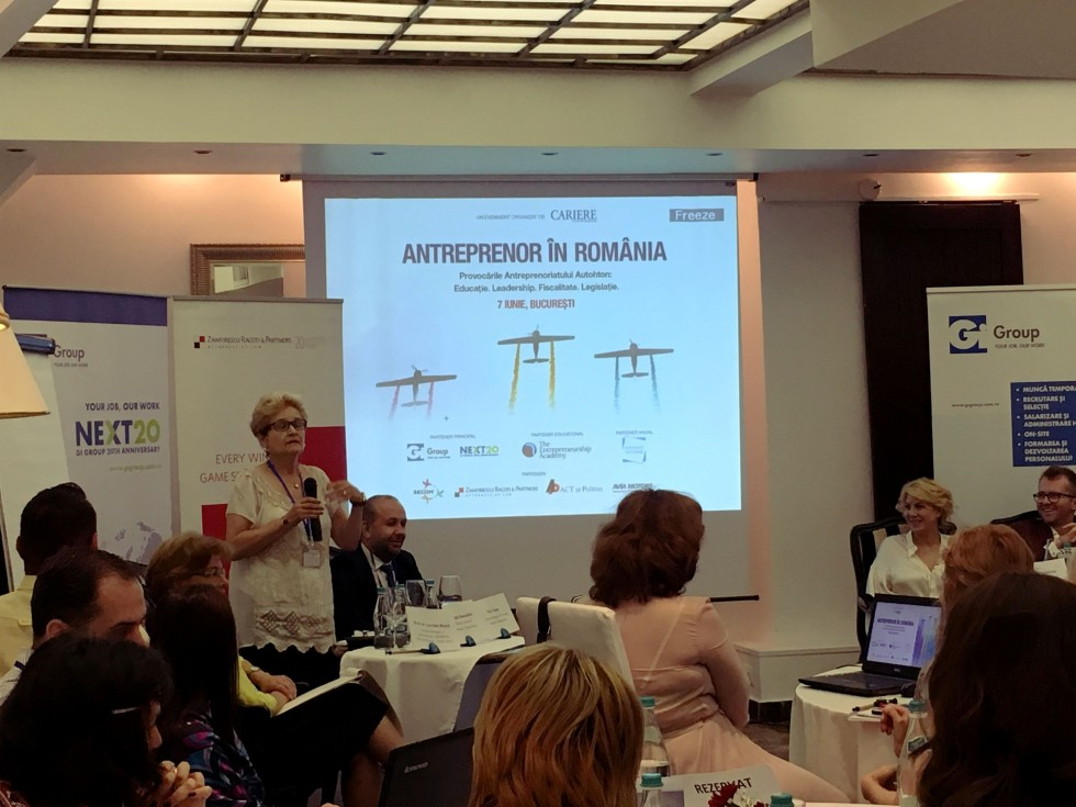 antreprenor in romania more networking